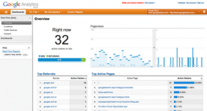 Google Analytics announces Real Time