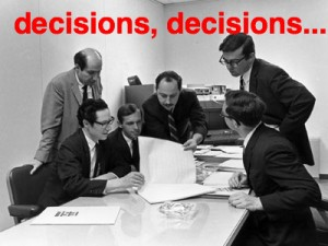 Group Decision-Making: Avoid some common pitfalls.
