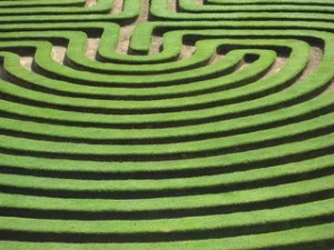 Garden Maze — metaphor for an overlooked source of content?