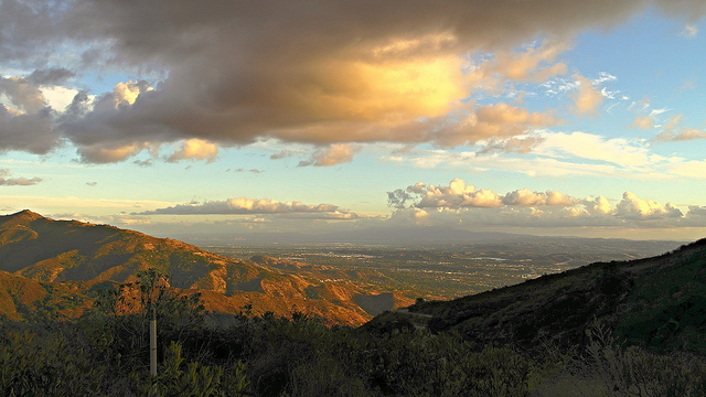 Glendora-CA-after-the-rain