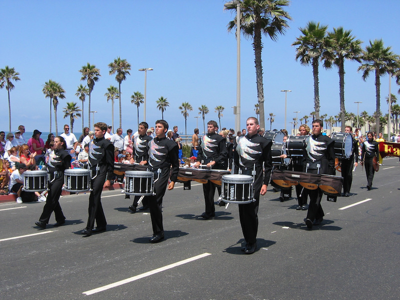 California Drum Corps - Huntington Beach